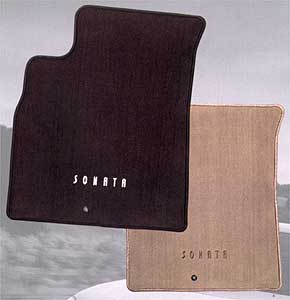 Floor Mats - Carpeted (Cocoa Brown)